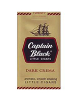 Captain Black Dark Crema Cigarettes pack