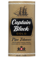 Captain Black Gold Cigarettes pack
