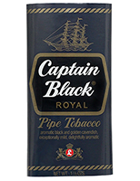 Captain Black Royal Cigarettes pack