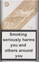 Davidoff Absolute 4 Cigarettes pack