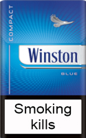 Winston Compact Cigarettes pack