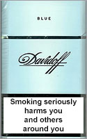 Davidoff Blue Cigarettes pack