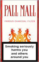 Pall Mall Full Filter Cigarettes pack