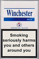 Winchester Blue Cigarettes pack